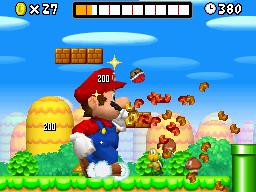 New Super Mario Bros. (DS) Screen10
