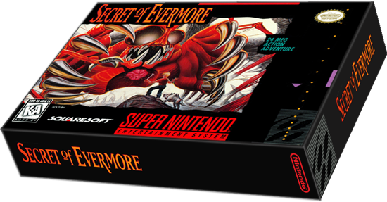 Secret of evermore (Snes) Secret13