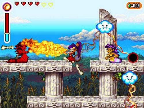 Shantae : Risky's Revenge (DS) Shanta11
