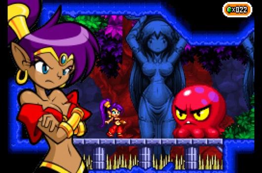 Shantae : Risky's Revenge (DS) Shanta12