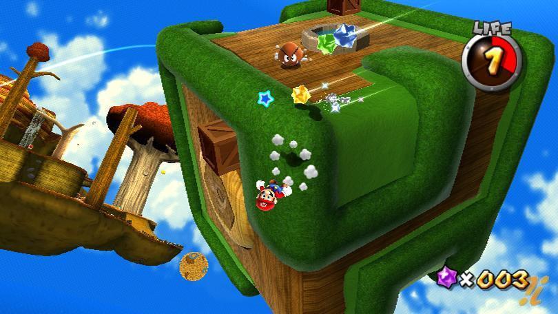 Super Mario Galaxy (Wii) Smg310