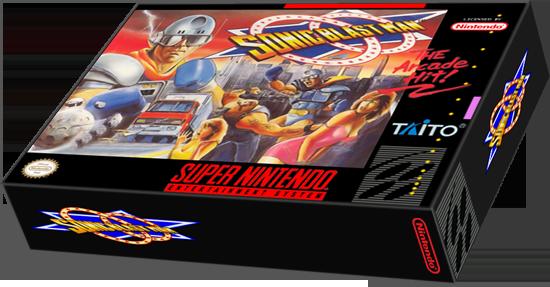 "La licence ""Sonic blast man"" sur Snes ! Sonic_12"