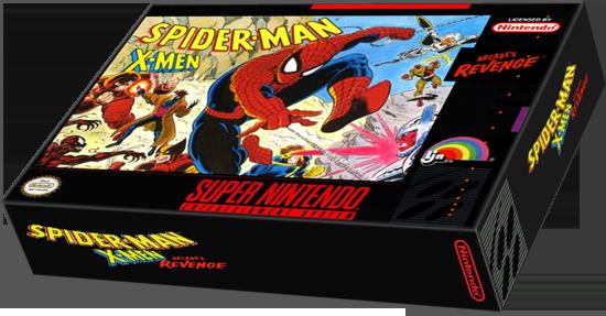 "La licence ""Spider-Man"" sur Snes ! Spider12"