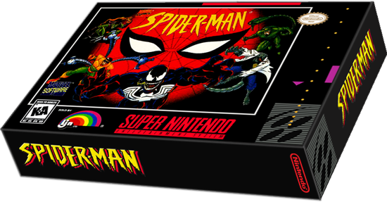 "La licence ""Spider-Man"" sur Snes ! Spider16"