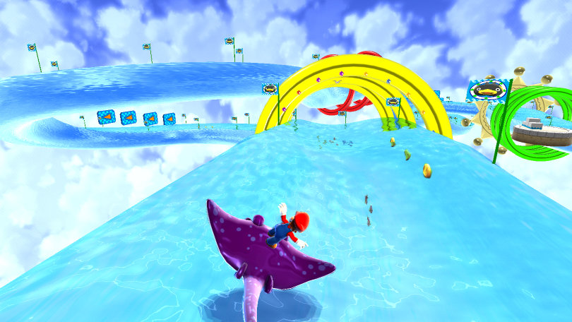 Super Mario Galaxy (Wii) Super-14