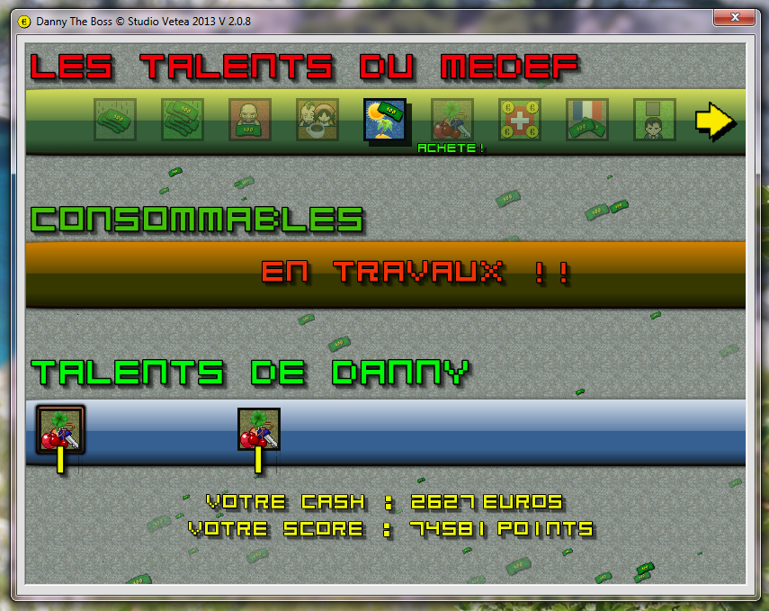 Studio Vetea : Les jeux ! Uasov710