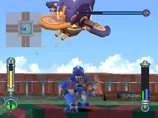 Mega Man 64 (N64) Unname26