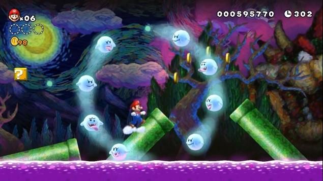 New Super Mario Bros. U (Wii U) Wii-u-10