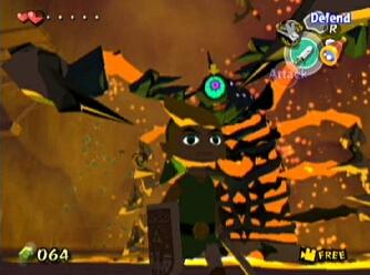 The Legend of Zelda : The Wind Waker (GC) Zelda-12