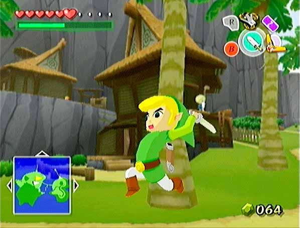 The Legend of Zelda : The Wind Waker (GC) Zelda_10