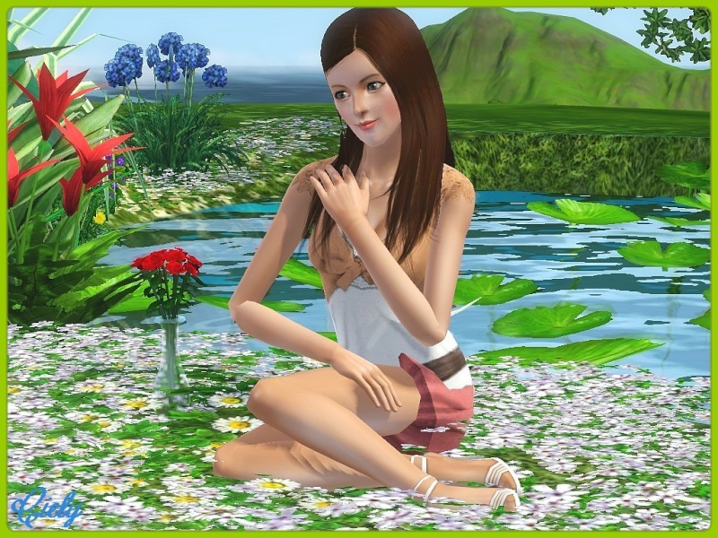*La galerie de Ciely* Screen14