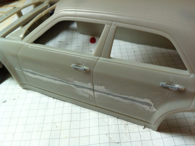 Chrysler 300C AMT 1/25 06041412