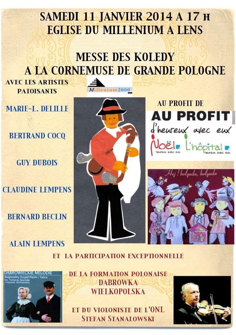 """MESSE Franco-Polonaise  """" Millénium de LENS """" Messe_10"""