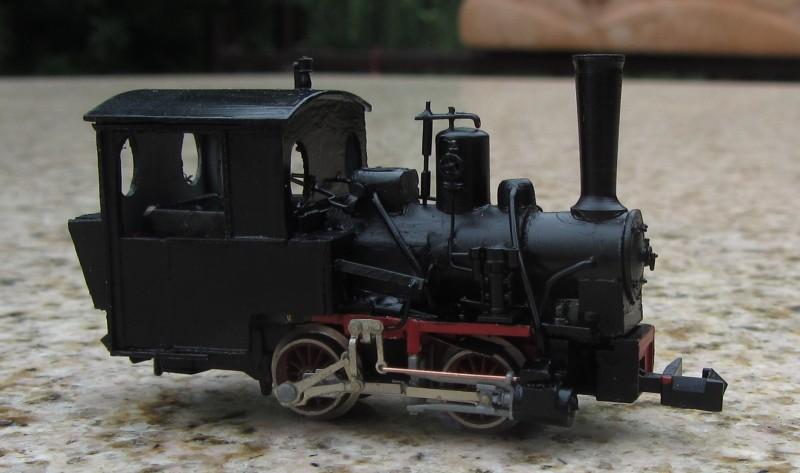 T2 in H0e der LG T2-0710