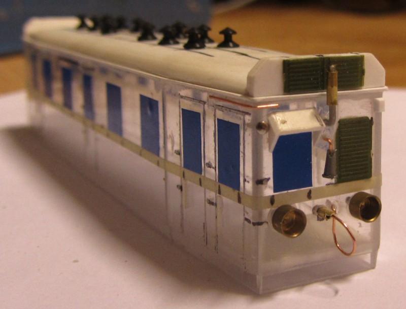 Automotrisa der LG in H0e Vt-02n10