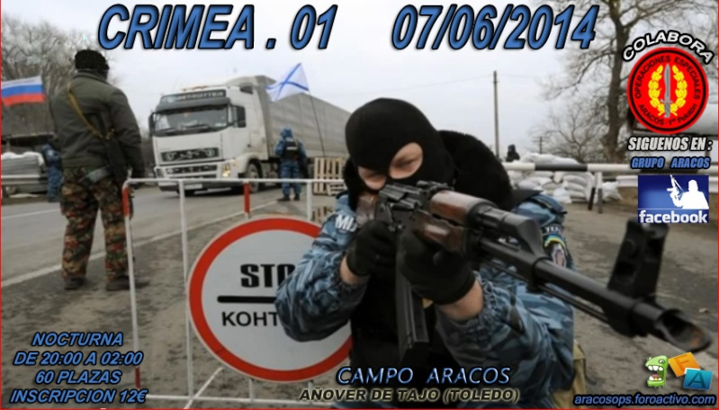 07/06/2014, Partida nocturna 6 horas, Crimea 01 Crimea10
