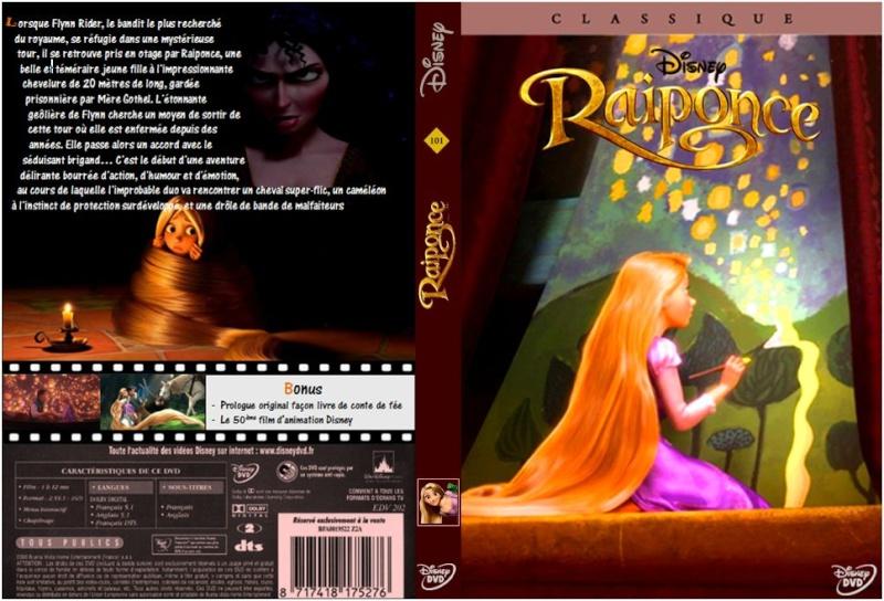 DVD TÉLÉCHARGER RAIPONCE JAQUETTE
