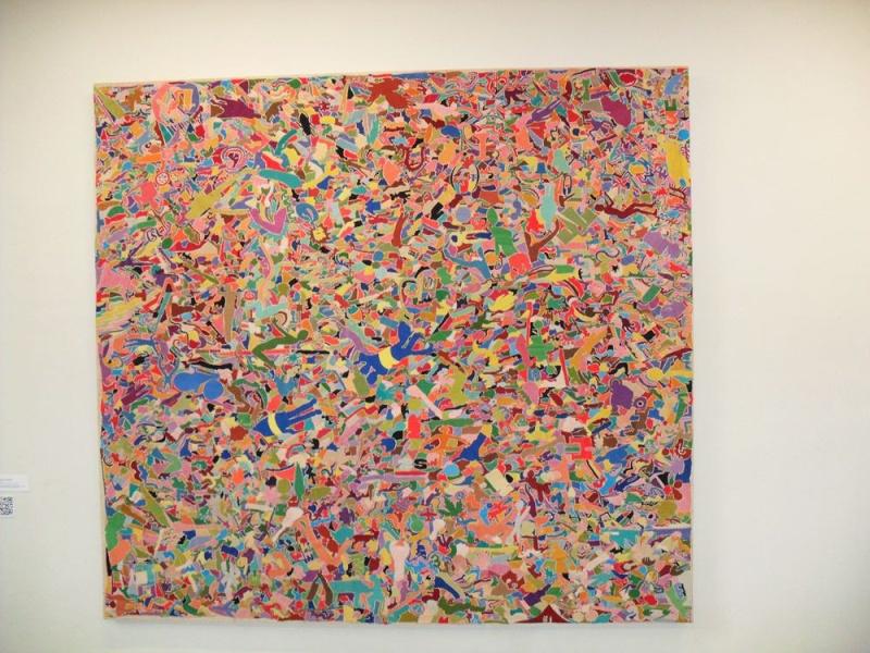 NUNZIANTE alla mostra DOPPIO SOGNO - da Warhol a Hirst da De Chirico a Boetti - Pagina 2 Boetti10