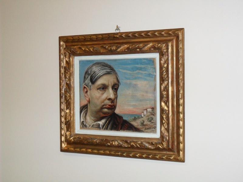 NUNZIANTE alla mostra DOPPIO SOGNO - da Warhol a Hirst da De Chirico a Boetti - Pagina 2 De_chi10