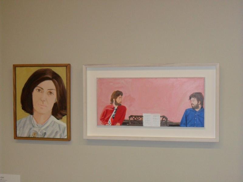 NUNZIANTE alla mostra DOPPIO SOGNO - da Warhol a Hirst da De Chirico a Boetti - Pagina 2 Katz10