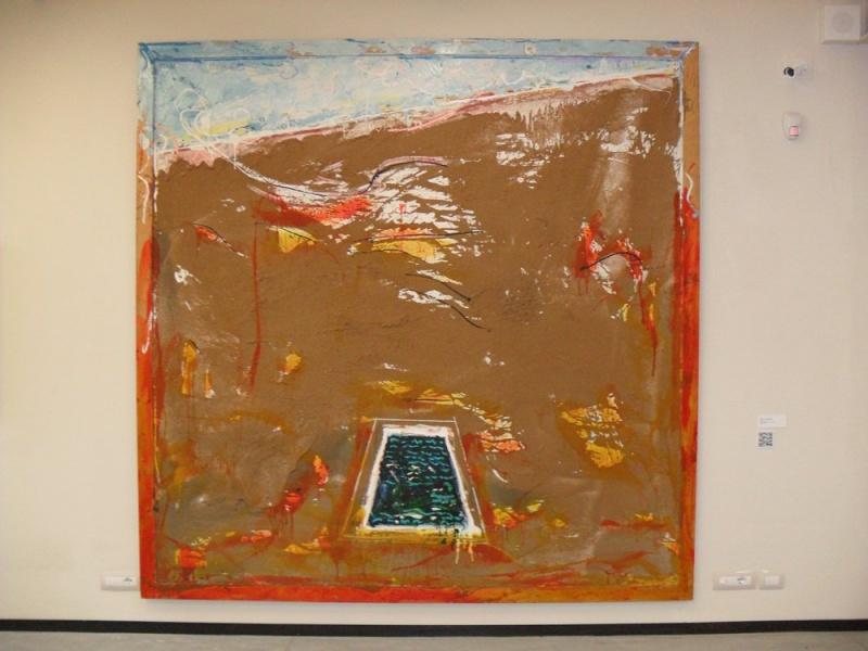 NUNZIANTE alla mostra DOPPIO SOGNO - da Warhol a Hirst da De Chirico a Boetti - Pagina 2 Schifa10