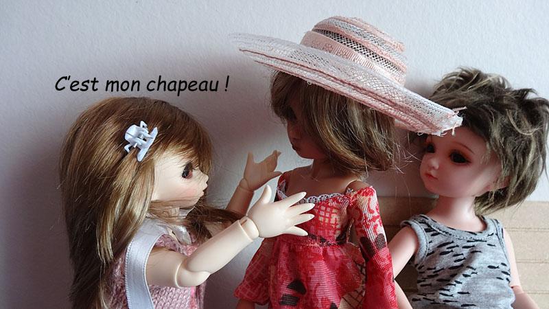 Mélissa et Yoyo la jalouse . 437