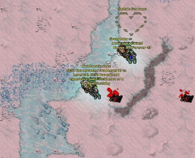 A Tibian Journey-Aira Prystia Style Level_10