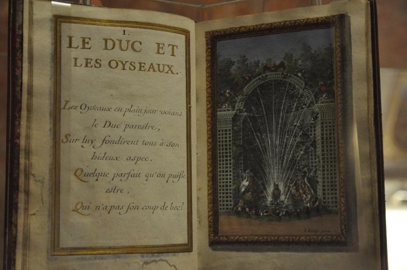 Expo Bosquet du Labyrinthe à la bibliotheque municipale - Page 2 110