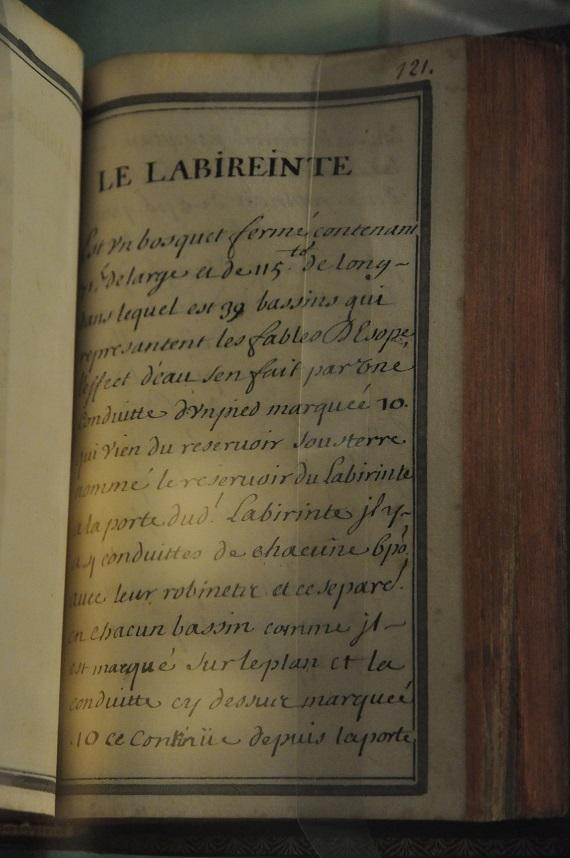 Expo Bosquet du Labyrinthe à la bibliotheque municipale - Page 2 1310