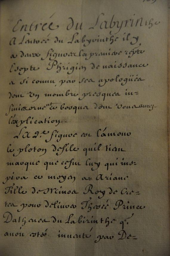 Expo Bosquet du Labyrinthe à la bibliotheque municipale - Page 2 1710