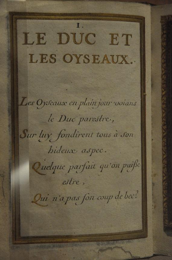 Expo Bosquet du Labyrinthe à la bibliotheque municipale - Page 2 210