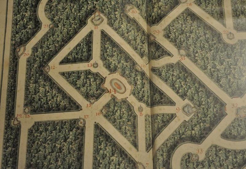Expo Bosquet du Labyrinthe à la bibliotheque municipale - Page 2 Lab_1110
