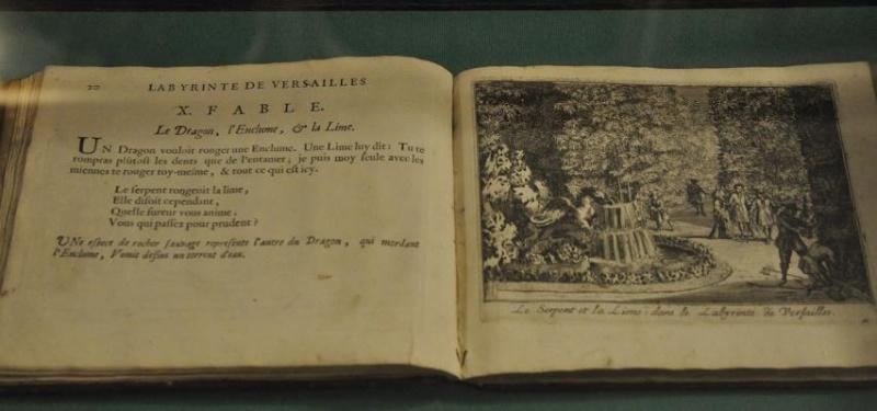Expo Bosquet du Labyrinthe à la bibliotheque municipale - Page 2 Lab_1710