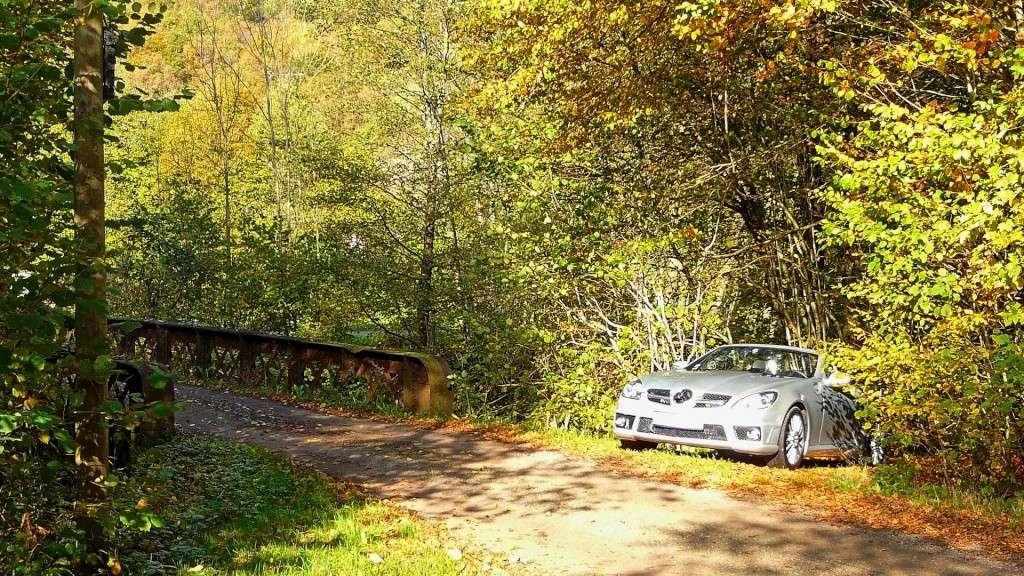 Chaprot SLK 200 en Alsace... - Page 3 Slk_2610