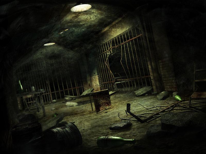 Abandoned Prison Lighti10