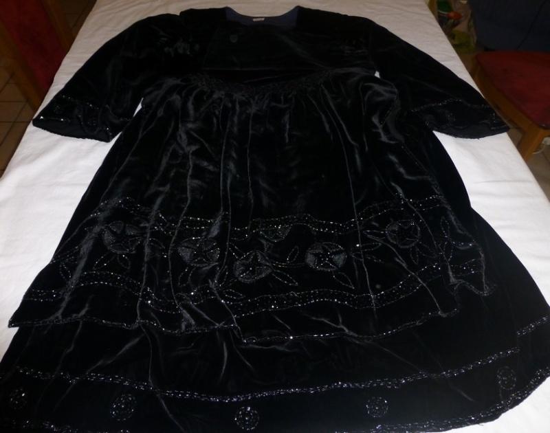costume Glazik tout noir Costum10