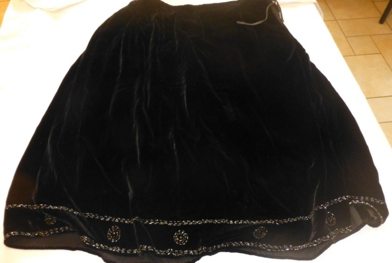 costume Glazik tout noir Costum13