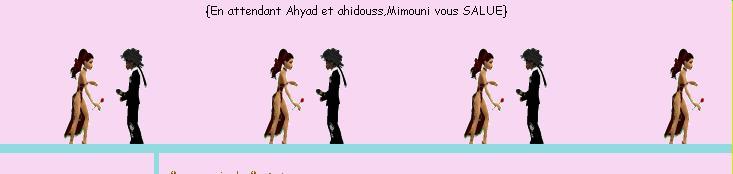 Dance numerisée Mimoun17