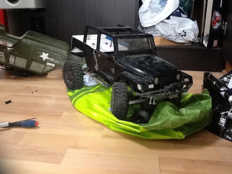 Projet de proto jeep TJ  Image41