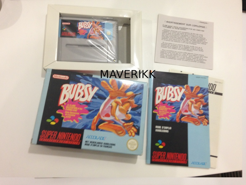 Maverikk is now collecting :) mon graal enfin !!! PART ONE - Page 6 Bubsy_10