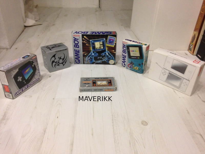 Maverikk is now collecting :) mon graal enfin !!! PART ONE Img_4626