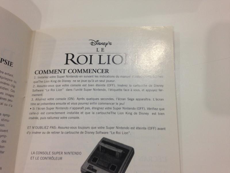 Infos marrantes Le Roi Lion FRA Img_5111