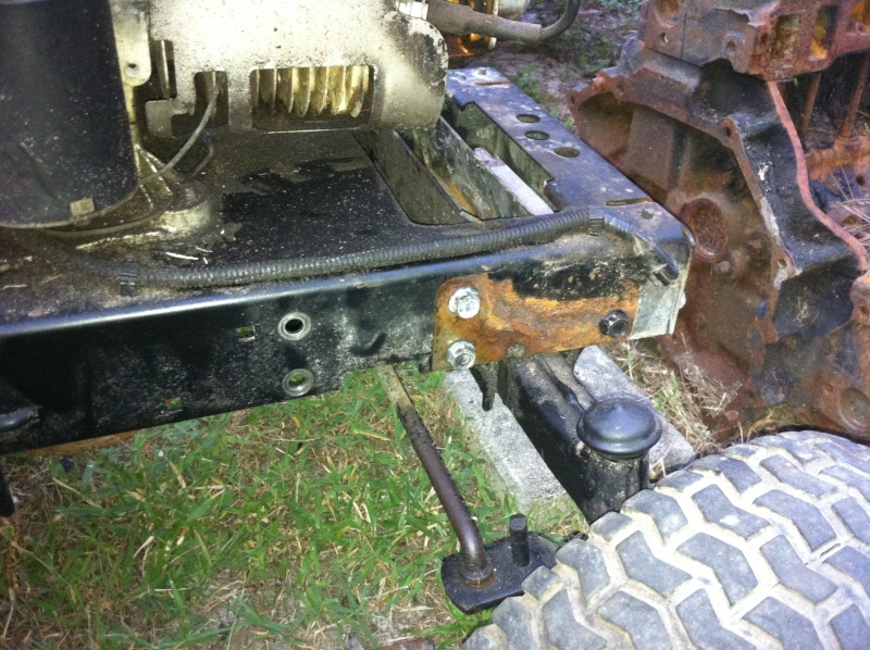 craftsman drag race mower Image100