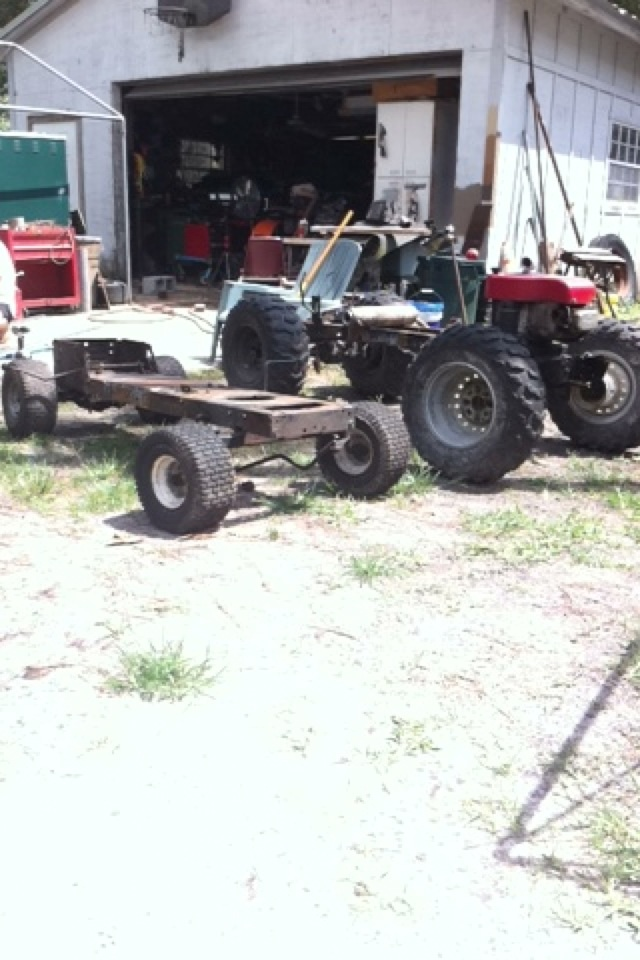 """""""Southern Styled"""" & """"Don't Judge""""  Double Florida Style Swamp Buggy build Image202"""