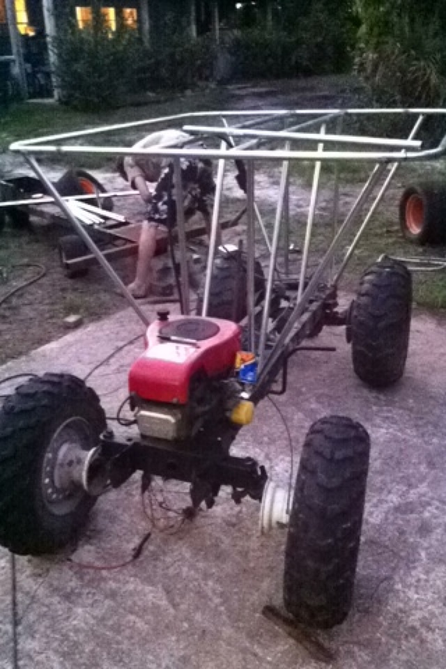 """""""Southern Styled"""" & """"Don't Judge""""  Double Florida Style Swamp Buggy build Image204"""