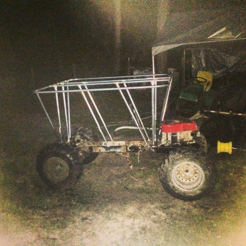 """""""Southern Styled"""" & """"Don't Judge""""  Double Florida Style Swamp Buggy build Image209"""