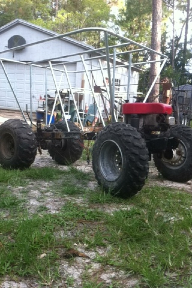 """""""Southern Styled"""" & """"Don't Judge""""  Double Florida Style Swamp Buggy build Image213"""