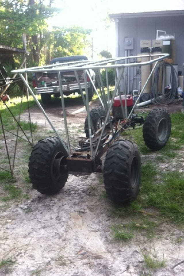 """""""Southern Styled"""" & """"Don't Judge""""  Double Florida Style Swamp Buggy build Image214"""