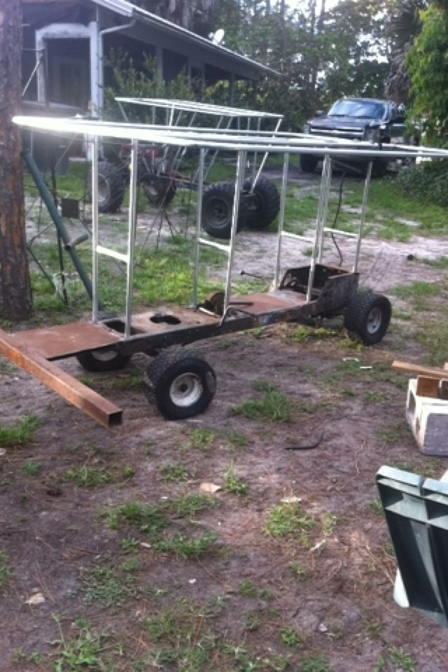 """""""Southern Styled"""" & """"Don't Judge""""  Double Florida Style Swamp Buggy build Image215"""