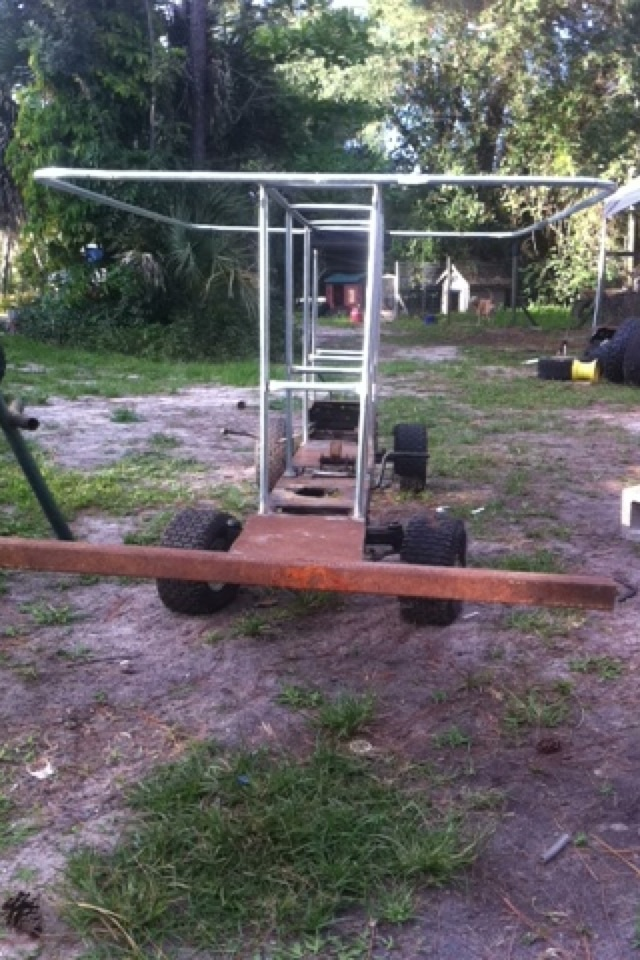 """""""Southern Styled"""" & """"Don't Judge""""  Double Florida Style Swamp Buggy build Image216"""